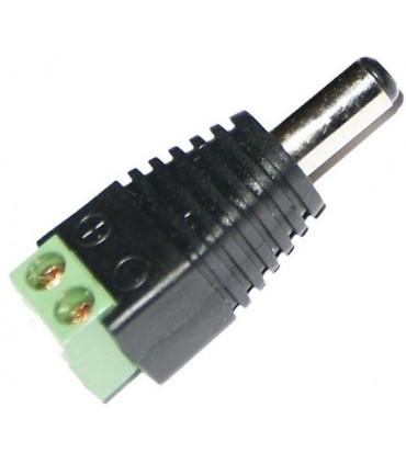 Conector de corriente macho RJ52_1