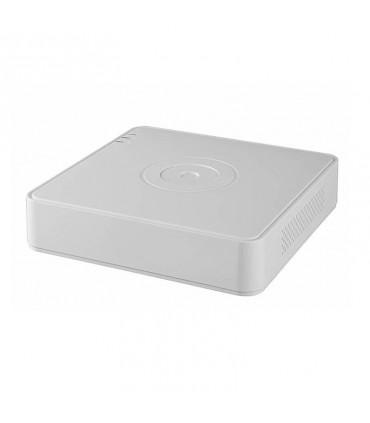 DS-7108HQHI-K1 DVR 1080P Lite -8 Canales TURBOHD + 2 Canales IP Audio por Coaxitron 1 Bahía de Disco Duro H.264+ vídeo Full HD