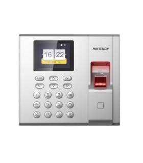 DS-K1T8003EF Control acceso y asistencia biométrico
