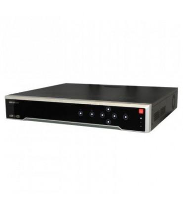 NVR DS-7732NI-K4 de 32 canales hasta 8Mp 4 discos duros