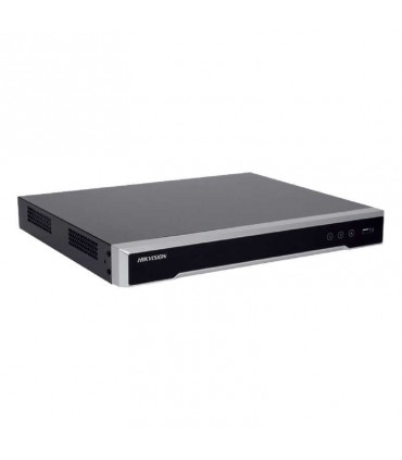 DS-7608NI-I2 NVR 12 Megapixel (4K), 8 canales IP, 2 Bahías de Disco Duro, HDMI en 4K
