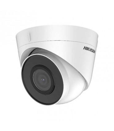 DS-2CD1353G0-I Cámara domo torreta IP, 5 Mpx, lente 2.8mm, DWDR, H.265+, IR EXIR de 30 mts, PoE, 12V, IP67