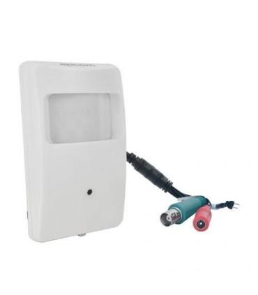 Cámara oculta en sensor de movimiento TurboHD HD-TVI (720P) H7-TURBO