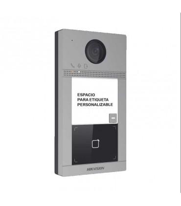DS-KV8113-WM1(B) Videoportero IP WIFI (IP65 + IK08)