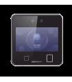 DS-K1T642EFW Terminal WiFi De Reconocimiento Facial, 6000 Rostros, Función de Video portero, Compatible con iVMS-4200-HikConnect