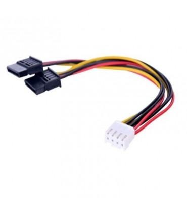Cable de poder SATA para  DVR Hikvision o Epcom 101502130