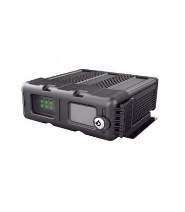 Vídeo Grabador Móvil Tríbrido (4ch AHD / Analogico + 1 ch 720P) alta resolución XMR401AHD