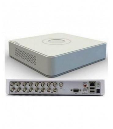 COMBO DVR DE 16 CANALES Y 16 CAMARAS 1080P DD 2TB COM16x16EPC1080