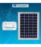 Controlador y Paneles Solares
